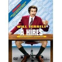 A Híres Ron Burgundy legendája (DVD)