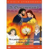 A Biblia gyermekeknek - Ótestamentum 6. (DVD)