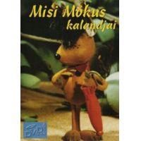 Misi Mókus kalandjai (DVD)