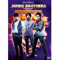 Jonas Brothers - A koncert - Feltuningolt moziváltozat (2 DVD)