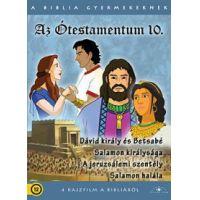A Biblia gyermekeknek - Ótestamentum 10. (DVD)