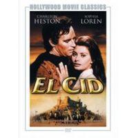 El Cid *Klasszikus* (DVD)