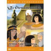 A Biblia gyermekeknek - Ótestamentum 5. (DVD)