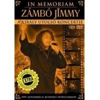 Zámbó Jimmy - A Király utolsó koncertje (DVD)