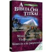 A Biblia ősi titkai 3.: Mózes... (DVD)