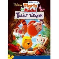 Barátaim, Tigris és Mackó: Talált tárgyak (DVD)