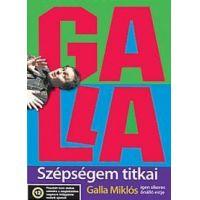 Galla Miklós - Szépségem titkai (DVD)