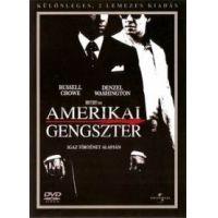 Amerikai gengszter - (2 DVD) *Fémdobozos*