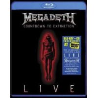 Megadeth - Countdown to Extinction: Live (Blu-ray + CD)