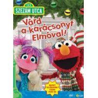 Szezám utca - Várd a karácsonyt Elmóval (DVD)