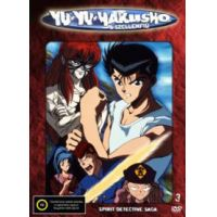 Yu Yu Hakusho - A szellemfiú - 3. (DVD)