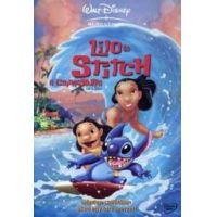 Lilo & Stitch - A csillagkutya (DVD)
