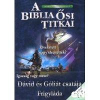 A Biblia ősi titkai 5.: Dávid és Góliát... (DVD)