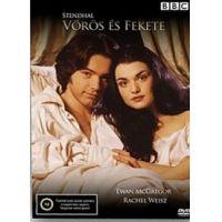 Vörös és fekete (BBC) (DVD)