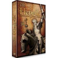 VIII. Henrik 1-2. rész (2 DVD)