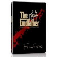 A Keresztapa trilógia - (felújított, szinkronizált változat) (5 DVD) - LIMITÁLT FÉMDOBOZOS (Steelbook) KIADÁS