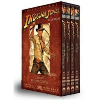 Indiana Jones kalandjai 1-4. (4 DVD)