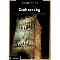 Arany utak: Csehország (Cseh világörökségek) (DVD)