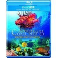 Lenyűgöző korallzátony - Vadászok és prédák (Blu-ray 3D)