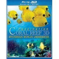 Lenyűgöző korallzátony - Rejtélyes vízalatti világok (3D Blu-ray)