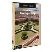 Arany utak:Szicília és Görögország - Palermo, Etna, Delfi, Athén (DVD)