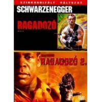 Ragadozó 1-2. (2 DVD)