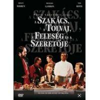 A szakács, a tolvaj, a felesége és a szeretője (DVD)