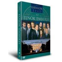 Az Elnök emberei - A Teljes Harmadik évad (6DVD)