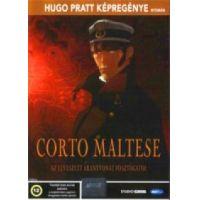 Corto Maltese - Az elveszett aranyvonat fosztogatói (DVD)