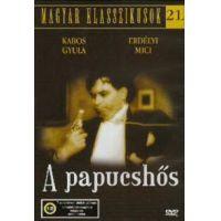Magyar Klasszikusok 21. - A papucshős (DVD)