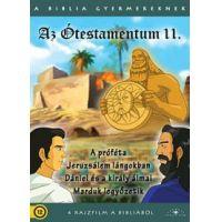 A Biblia gyermekeknek - Ótestamentum 11. (DVD)