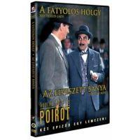 Agatha Christie: A fátyolos hölgy / Az elveszett bánya (Poirot-sorozat) (DVD)