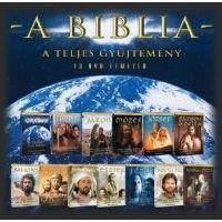 A teljes Biblia gyűjtemény (13 DVD)