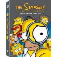 A Simpson család - 6. évad (4 DVD)
