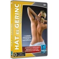 Hát és gerinc edzésprogram (DVD)