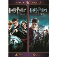 Harry Potter 5-6. év (Főnix Rendje / Félvér Herceg) (2 DVD)