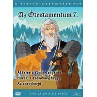 A Biblia gyermekeknek - Ótestamentum 7. (DVD)