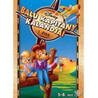 Balu kapitány kalandjai - 1. évad, 2. lemez (5-8. rész) (DVD)