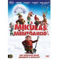 A Mikulás-mentőakció (DVD)