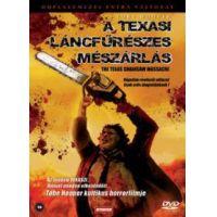 A texasi láncfűrészes mészárlás (2 DVD)