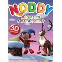 Noddy megmenti a karácsonyt (DVD)