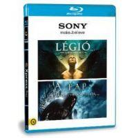 Légió / A pap - Háború a vámpírok ellen (2 Blu-ray)