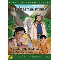 A Biblia gyermekeknek - Ótestamentum 9. (DVD)