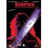 Bőrpofa - A texasi láncfűrészes mészárlás folytatódik III. (DVD)