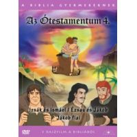 A Biblia gyermekeknek - Ótestamentum 4. (DVD)