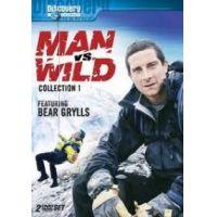 Bear Grylls - A túlélés törvényei 1. (DVD)