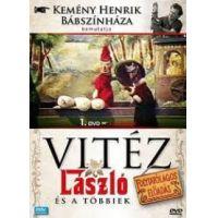Vitéz László I. - 1-2. epizód (DVD)