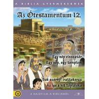 A Biblia gyermekeknek - Ótestamentum 12. (DVD)