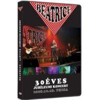 Beatrice - 30 éves jubileumi koncert (Pecsa 2008) (DVD)