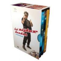 Ízi Rájder Öcsém díszdoboz (3 DVD) (Üvegtigris 1-3.)